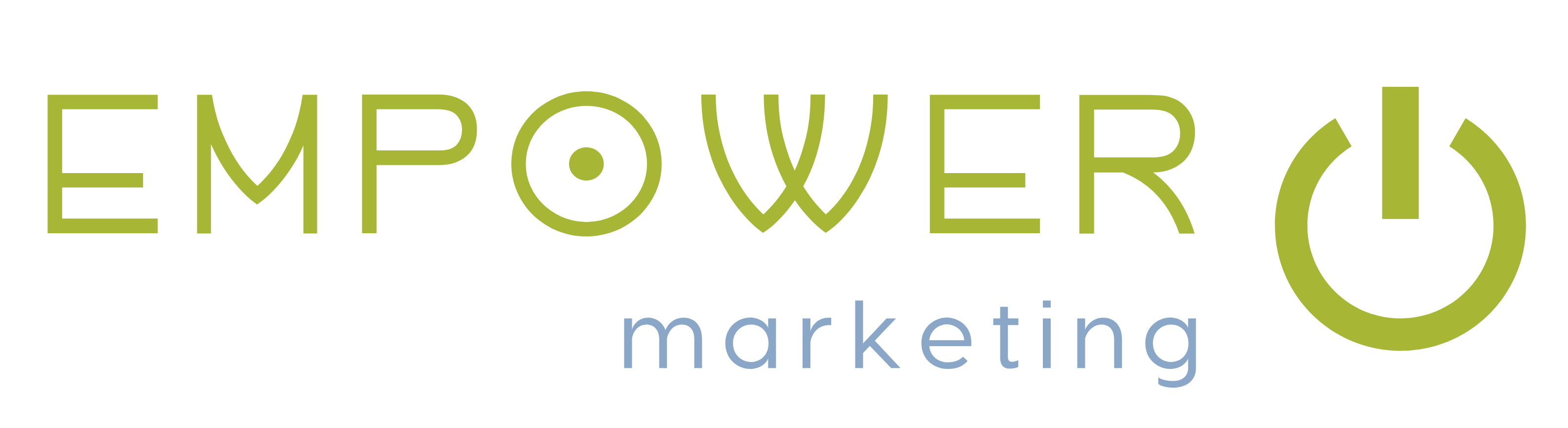 Empower Marketing Website